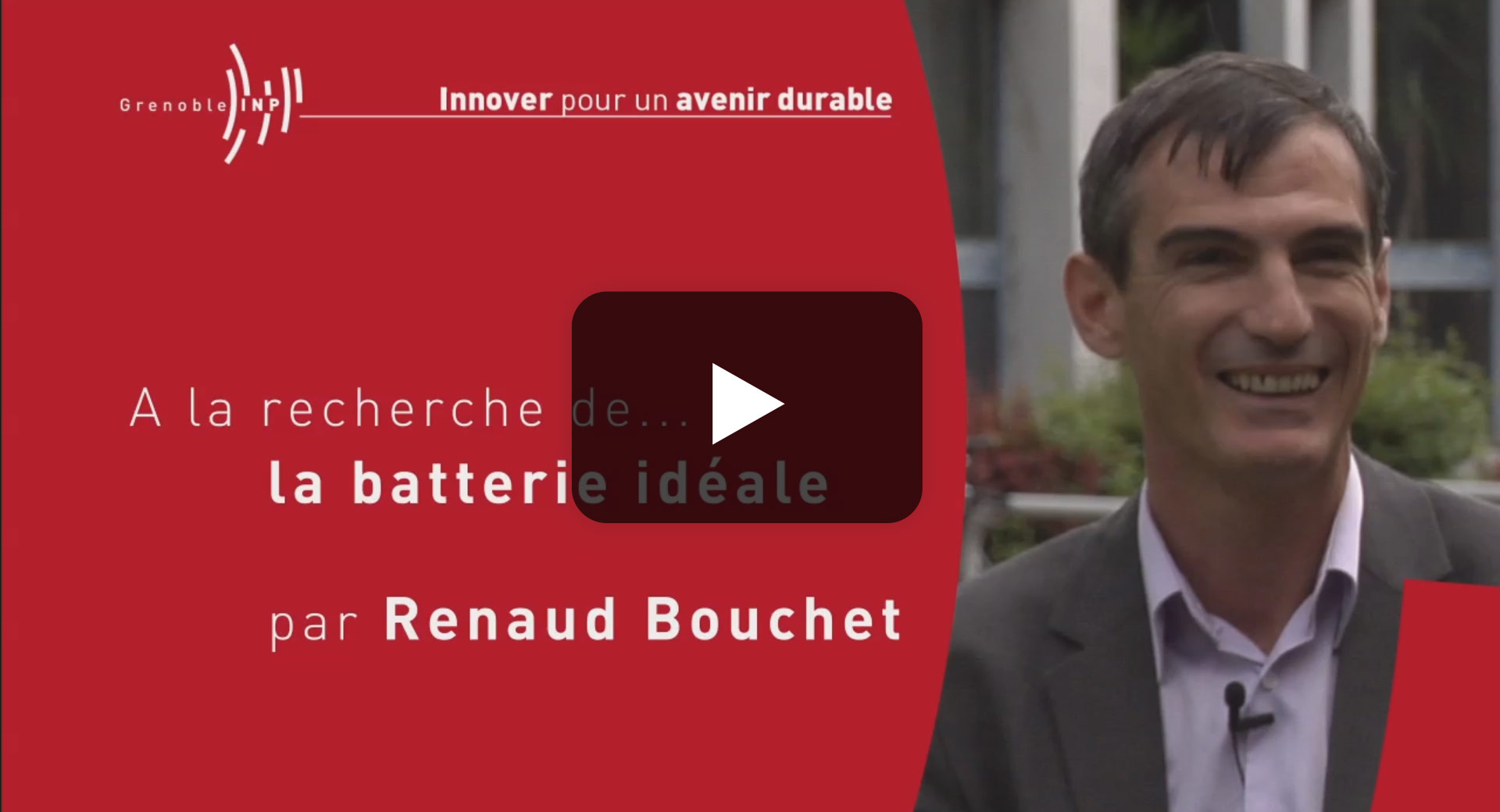A la recherche de la batterie idéale par Renaud Bouchet