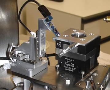 Microrobot hors MEB