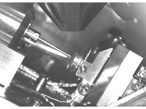 nanoindentation in situ dans un MEB