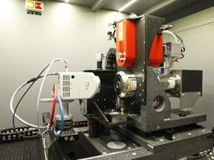 CMTC-Tomographe EASYTOM XL Nanofoyer